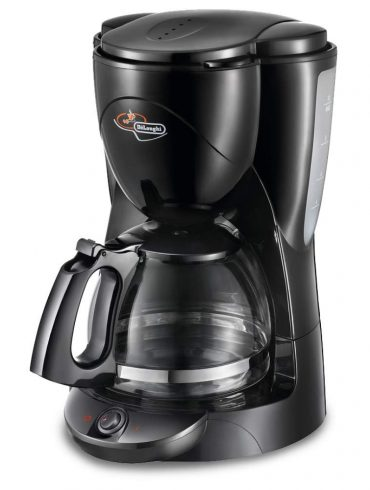 Delonghi Drip Filter Coffee Machine Exclusively Available with De Brewerz India