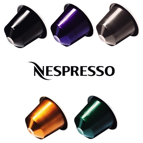 100 Nespresso coffee capsules available De Brewerz India