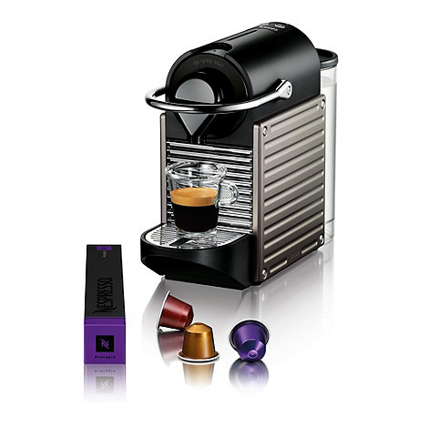 Nespresso Pixi Coffee Maker by Krups - Discontinued