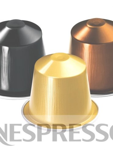 Nespresso coffee capsules in india - 100 pcs
