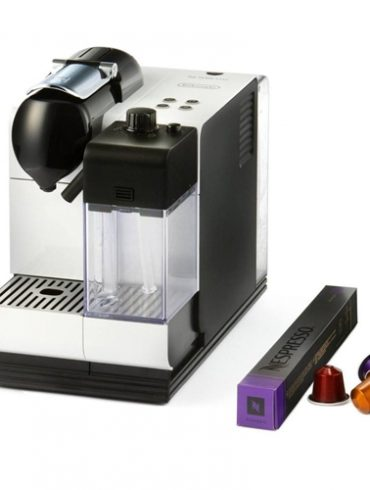 Nespresso Machine Delonghi Lattissima – White