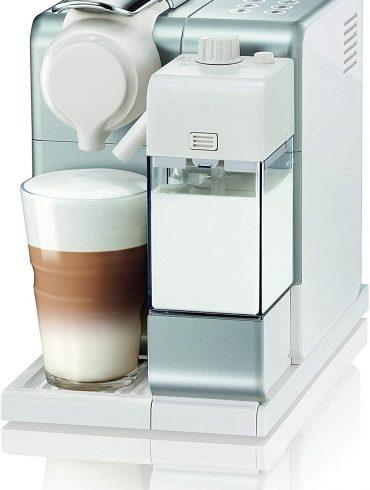 DeLonghi Nespresso Lattissima Touch, Silver-1