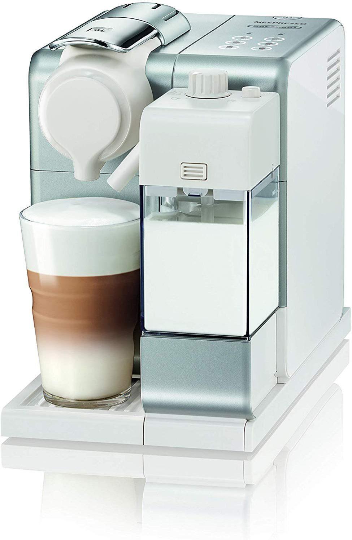DeLonghi Nespresso Lattissima Touch, Silver