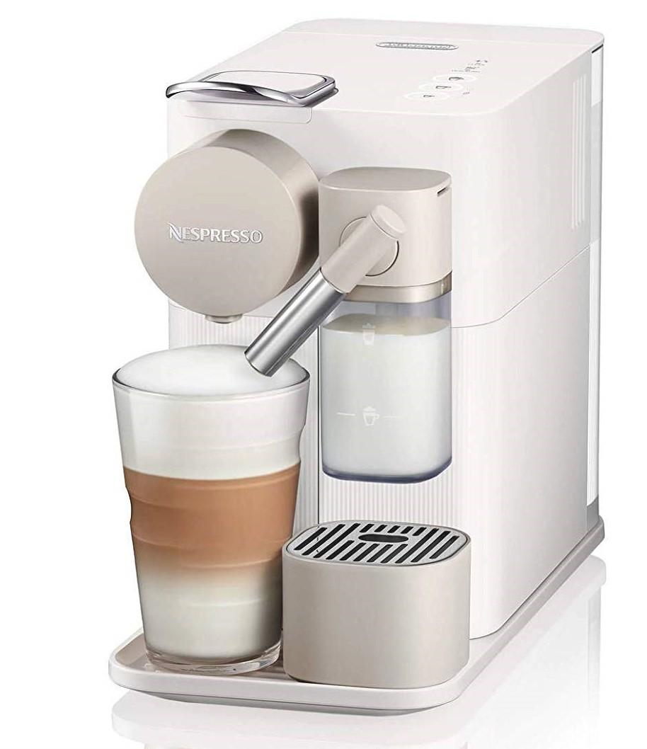 Nespresso White Lattissima One Espresso Coffee Maker
