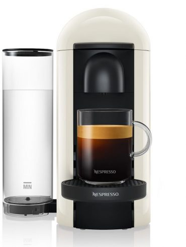 Krups Nespresso Pod Coffee Machine-White00