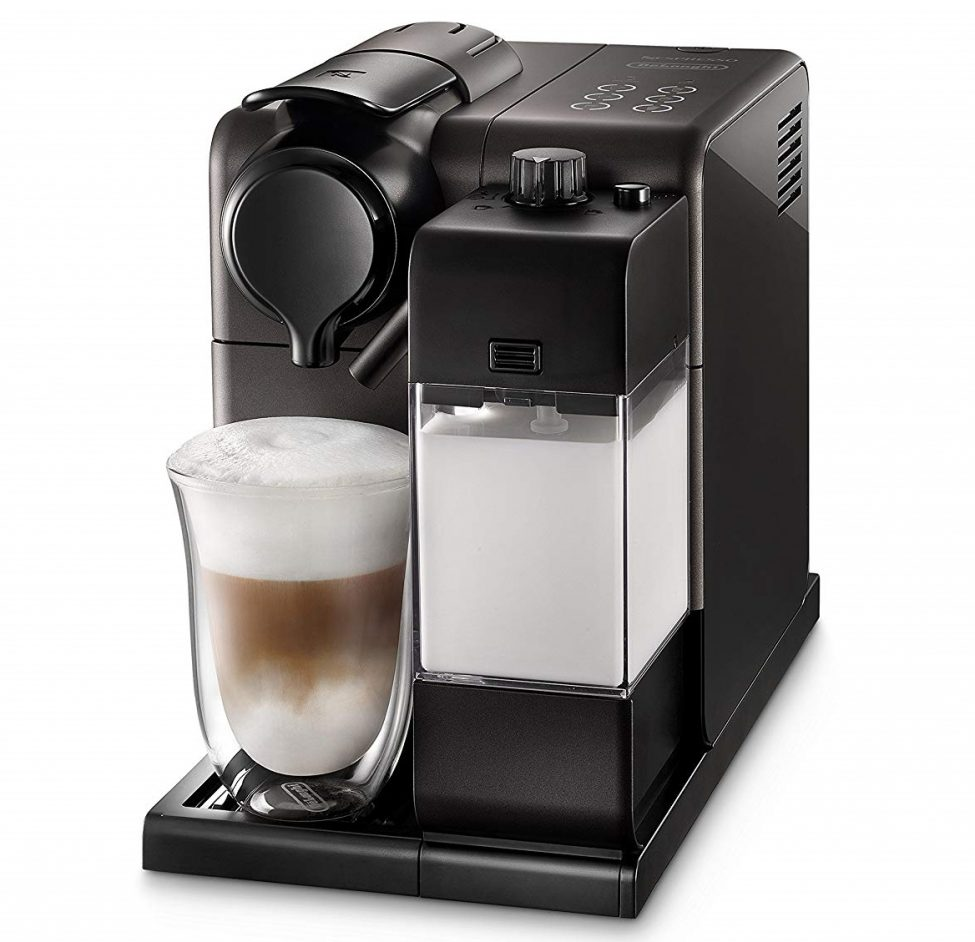 Nespresso Lattissima Touch Coffee Machine Lowest Price in India