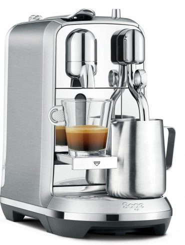 Nespresso Creatista Plus Espresso Concept Coffee Machine - Display Unit