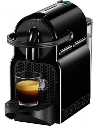Nespresso Innissia Coffee Machine – Black