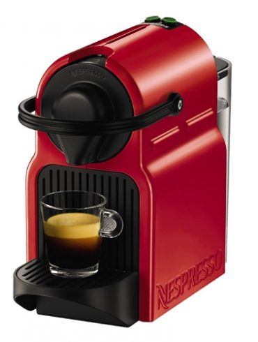 New Nespresso Innissia Coffee Maker – RED