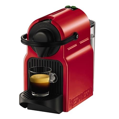 New Nespresso Innissia Coffee Maker - RED