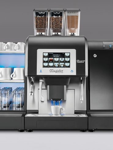 Super Automatic Italian Commercial Bean to Cup Coffee Machine