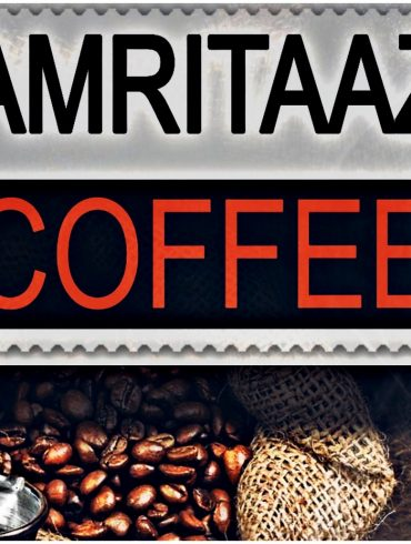 AMRITAAZ COFFEE – Arabica Robusta Mix Blend (70:30) Ground Coffee Powder- 1000gms