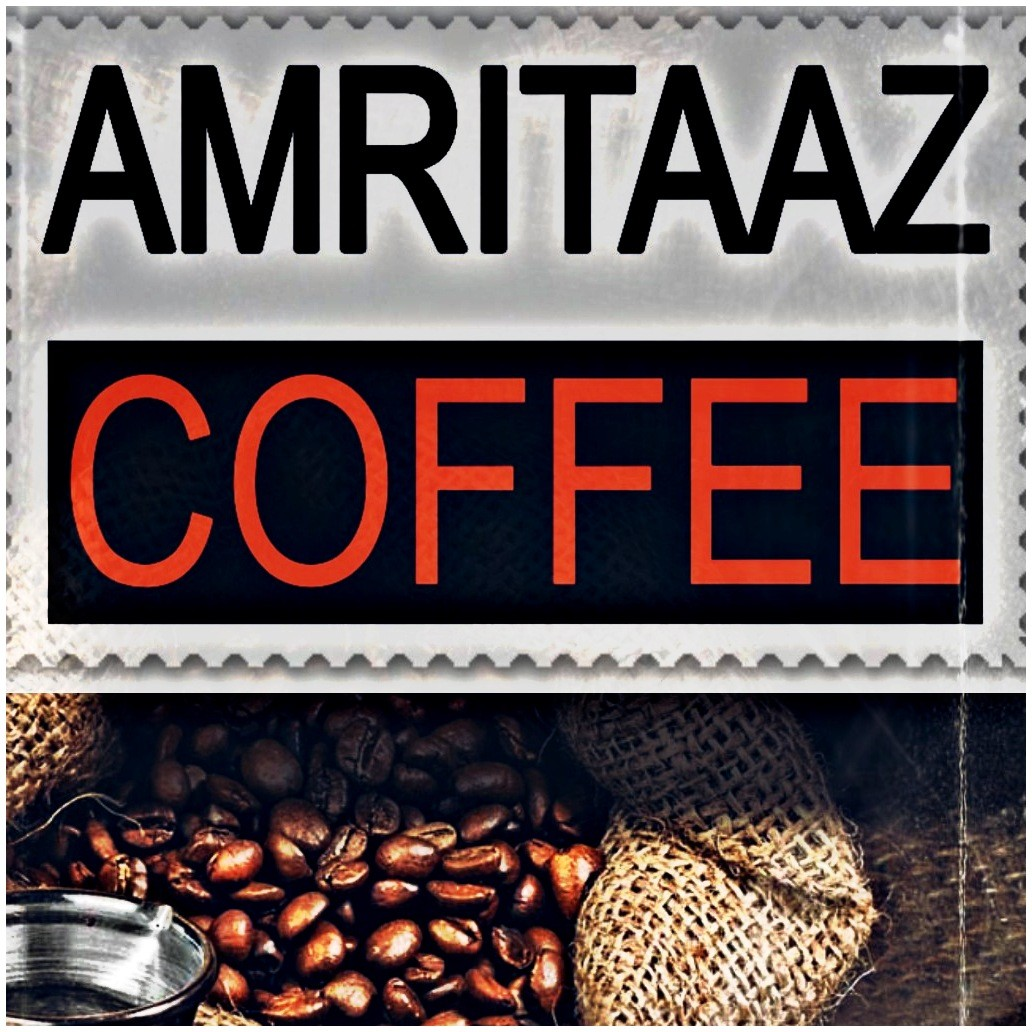 AMRITAAZ COFFEE - Arabica Robusta Mix Blend (70:30) Ground Coffee Powder- 1000gms
