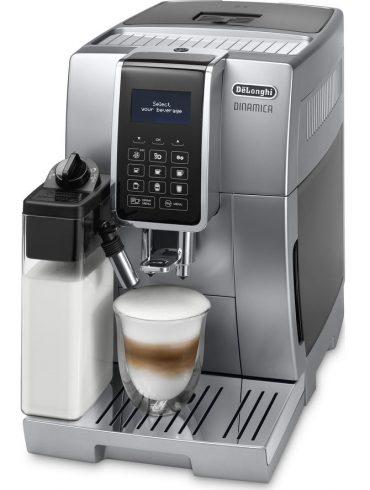 New Delonghi Dinamica ECAM 350.75 Silver Automatic Espresso Cappuccino Coffee Maker