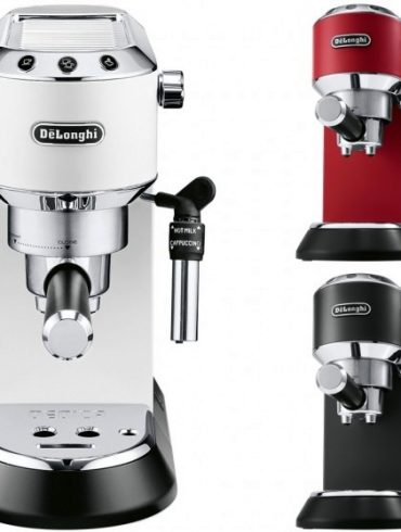 Rent a Delonghi Pump Espresso Coffee Machine – Month Plan