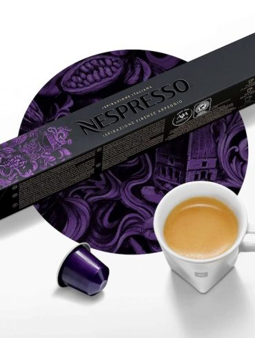 New Firenze Arpeggio Nespresso Coffee Capsules – 50 pcs2