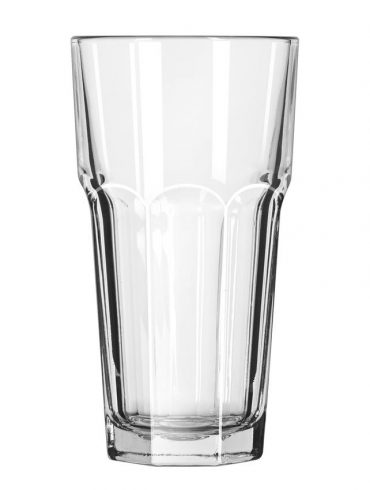 Premium Tall Glass for Latte-Cold Coffees (Tapri Style) Set of 4 pcs