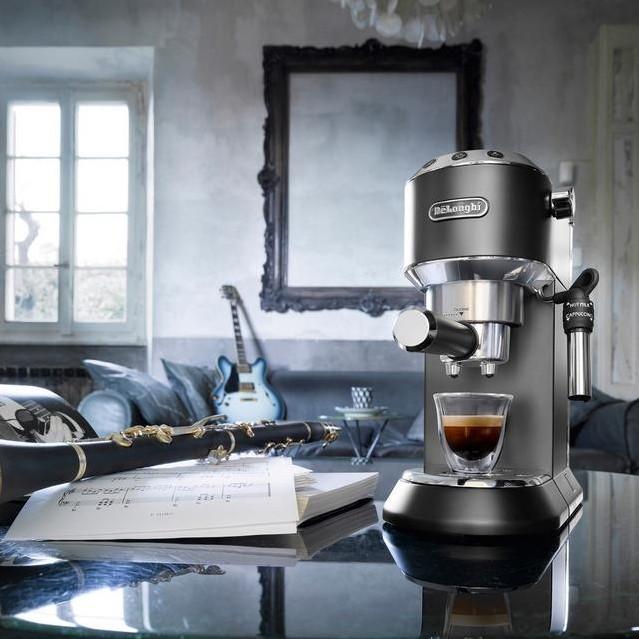 DeLonghi EC685.B 1350-Watt Pump Espresso Coffee Machine