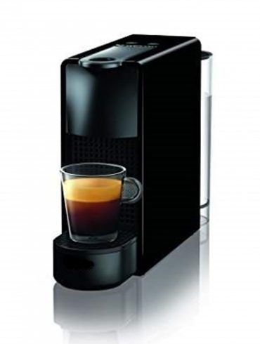 Nespresso Black Essenza Mini Coffee Capsule Machine