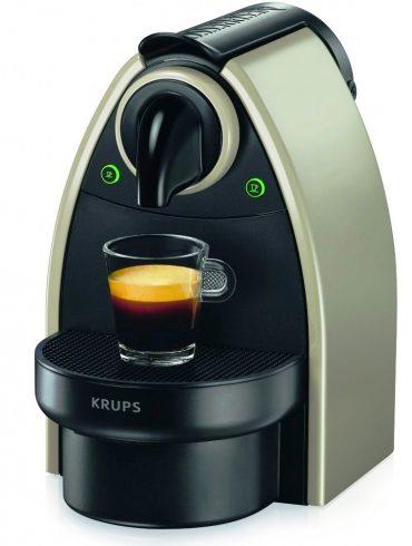 Nespresso Essenza Taupe Coffee Machine – Demo Unit