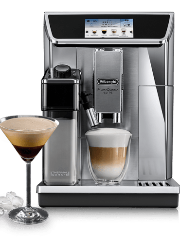 New Delonghi Touch Screen PrimaDonna Elite Experience ECAM 650.85.MS