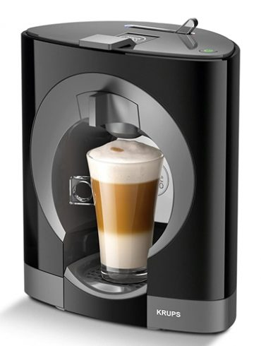 KRUPS Dolce Gusto Oblo Coffee Machine -BLACK