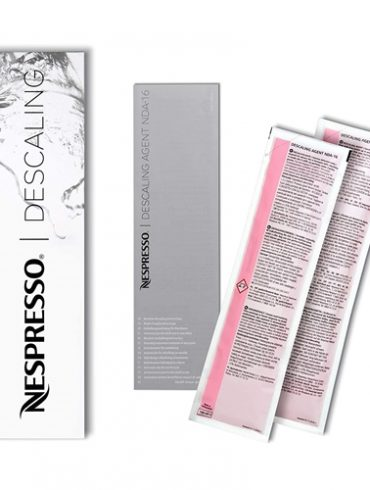 Nespreso Coffee Machine Descaler Kit