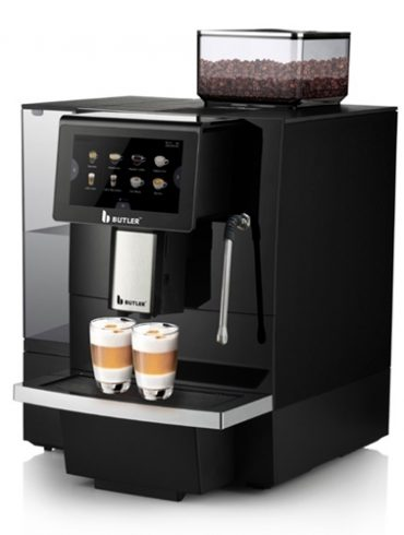 Italia Turbo Steam Automatic Commercial Cappuccino Coffee Machine