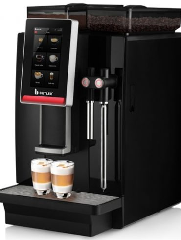 Swiss Touch Super Automatic Bean to Cup Cappuccino Coffee Machine