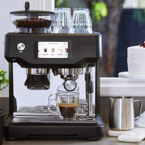 Barista Touch Black Pump Espresso Bean To Cup Coffee Maker (Made in UK)2