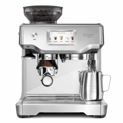Barista Touch Silver Pump Espresso Bean To Cup Coffee Maker (Made in UK)
