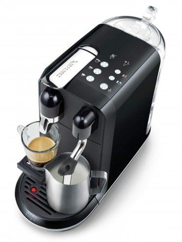 Nespresso Creatista Uno Automatic Espresso Coffee Pods Machine- DEMO UNIT