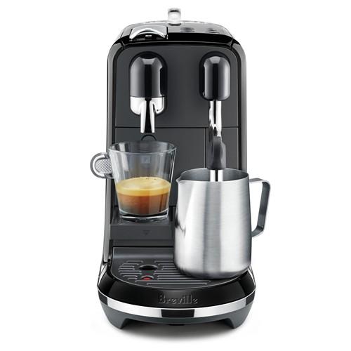 Nespresso Black Creatista Uno Automatic Espresso Coffee Pods Machine