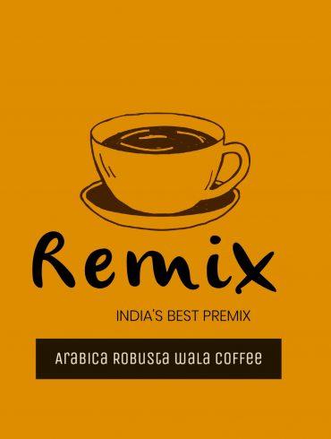 ARABICA ROBUSTA WALA COFFEE BY REMIX