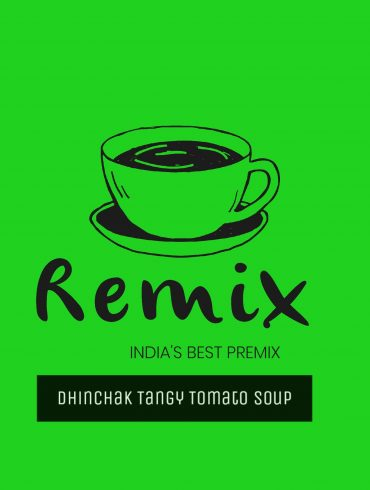 DHINCHAK TANGY TOMATO SOUP
